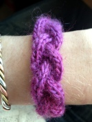 Cabled Bangle Picture